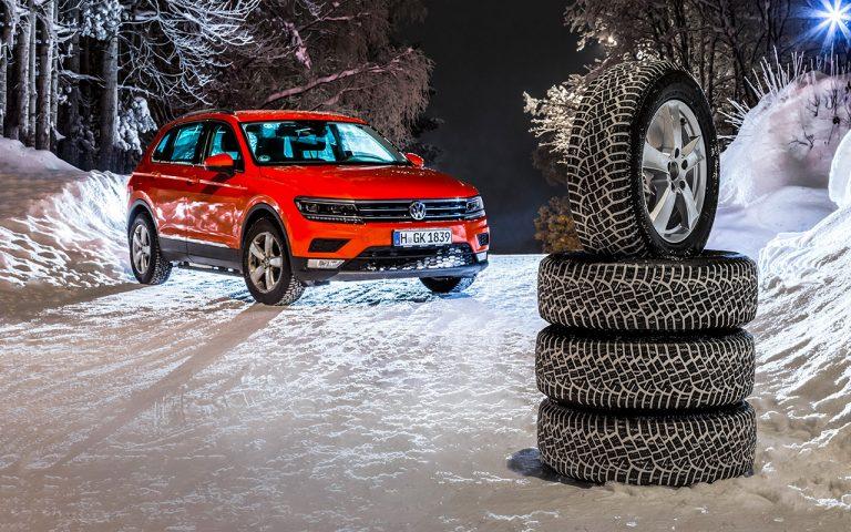 Какие выбрать зимние шины